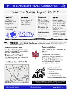 ATA Tweed Flyer